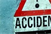 5 injure in road accident