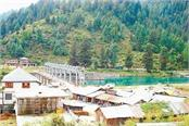 despite the land and water of himachal there was alienation for the state