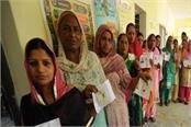 punjab by poll voting start