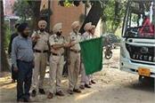 2 companies of punjab home guards depart in haryana