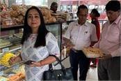 health department team raids on sweets shops