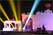 chief minister will launch floating light and sound tomorrow