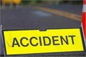 child died in road accident