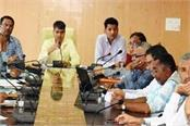 district level committee heard public issues related to fourlane