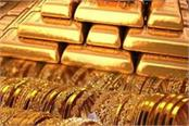 gold shines 120 rupees silver breaks 240 rupees