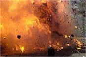 jawan dies due to landmine burst in naugam sector