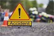 tractor driver dies in accident
