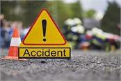 75 year old woman dies road accident