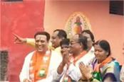 govinda became mp on congress ticket now campaigning bjp