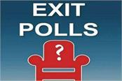 maharashtra haryana election hold on exit poll from 7am to 6pm