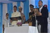 arup kumar becomes chief justice of sikkim high court
