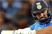 rohit sharma 400 international sixes completed now only 2 giants ahead
