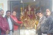 coarseness of maa durga statue