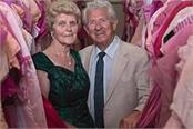 paul brockmann gives his wife margot 55 thousand dresses in gift