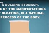 how to naturally cure and prevent bloating