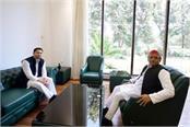 akhilesh and mayawati meet historic decision