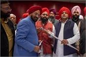 bjp is not serious about martyrs akhilesh