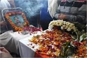 funeral of shamli jawan killed in pulwama