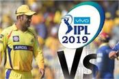 ipl 12 date announced csk face rcb in first match