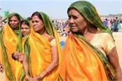 kumbh 2019 hul introduces waterproof saree for women