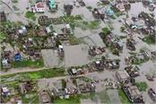 a cyclone in idaho mozambique predicts death of 1000 people in storm