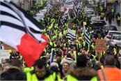french government gets tough on  yellow vest  demonstrators