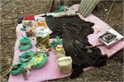 militant hideout busted in pulwama