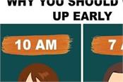 why you should wake up early