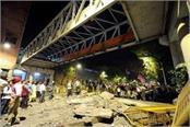 footover bridge incident structural auditor neeraj sardesai arrested