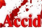 3 injure in road accident
