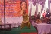 hema malini not crowded in the public meeting