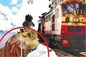 kalka shimla heritage track in danger