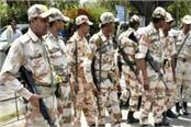 indo tibetan border police  job salary candidate