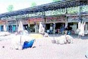 problems of people growing with the closure of the vegetable market