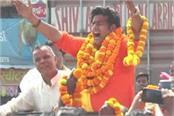 after nomination ravi kishan s target opposition
