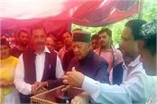 virbhadra said this time election between democracy and dictatorship