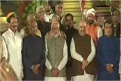 in the cabinet special preference for up 9 mps included in modi cabinet