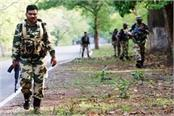 encounter between naxalites and police commandos in gadchiroli