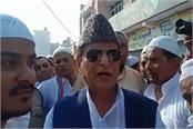 azam khan attack on giriraj