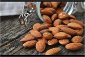 custom duty on almonds will not reduce