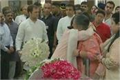 sonia paid tribute to jaitley said  all parties had their fans