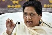 mayawati protested against the demolition of the temple in delhi