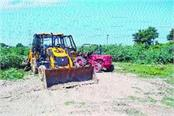 complaint against illegal mining