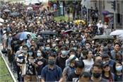 pro democracy protesters to hold big rally in hong kong