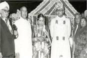 atal bihari and indira gandhi reached to bless arun jaitley s wedding