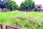 lack of facilities in parks even after passing budget of lakhs