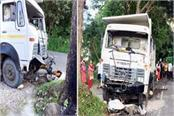 mother son death in road accident