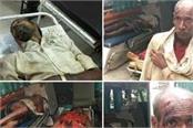 4 people beaten and beaten by petrol one woman dead