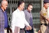 bail petition of assistant drug controller dismissed
