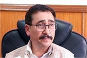 health minister vipin parmar